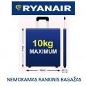 Ryanairi käsipagasiga 55x40x20